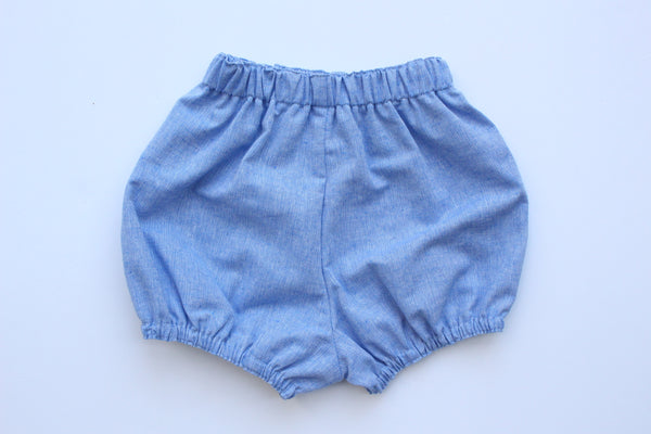 Bloomers - Blue