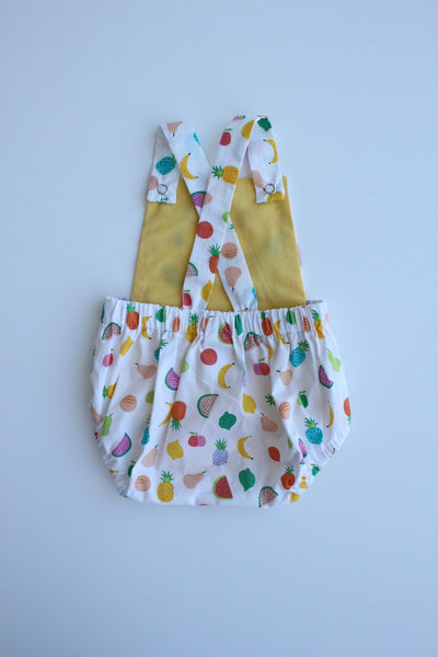 Summer Romper - Fruit Salad