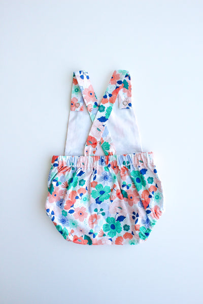 Summer Romper - Blooms