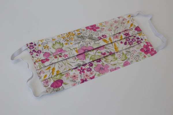 Child Face Mask - Winnie Floral
