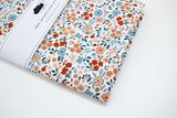 Fitted Cot Sheet - Autumn Floral