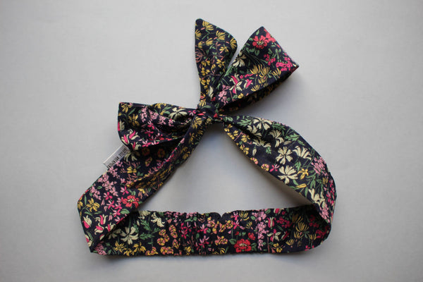 Self-tie Headband - Alice - Little Dreamer Australia