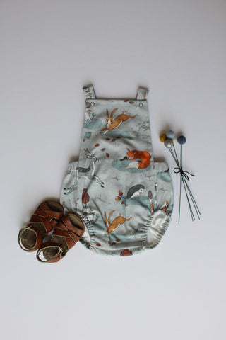 Summer Romper - Once Upon a Time