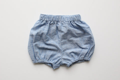 Bloomers - Brushed Blue