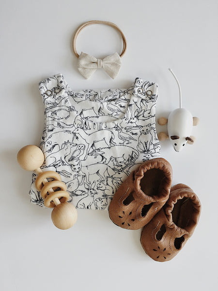 Animal Kingdom - Harem Romper