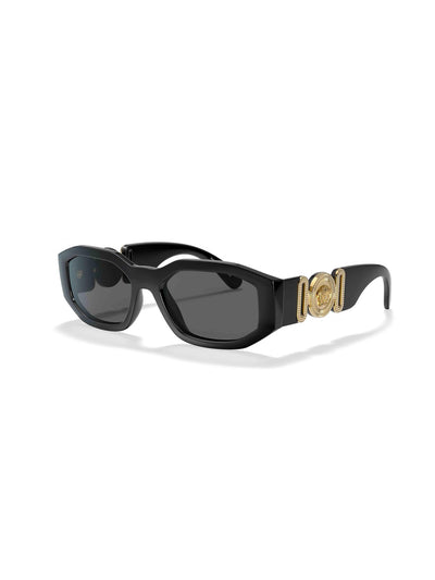 Versace Grey-Black & Black Sunglasses - PRIOR