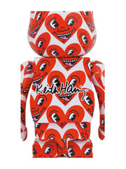 Bearbrick KEITH HARING #6 1000% - PRIOR