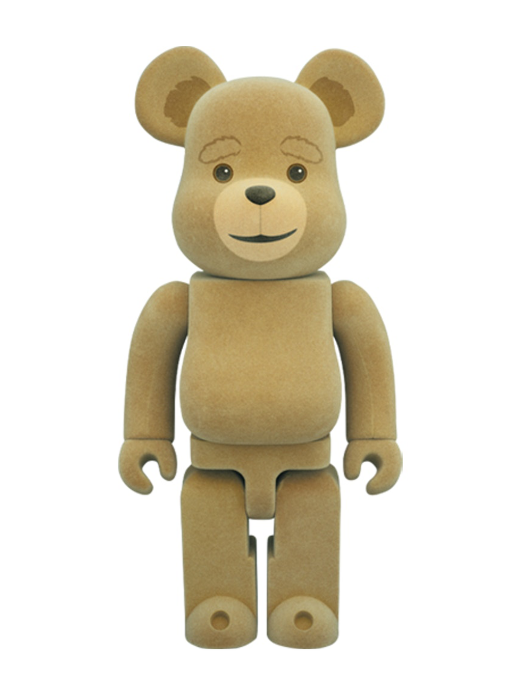 Bearbrick TED 400% TAN