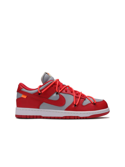Nike Dunk Low Off-White University Red - PRIOR