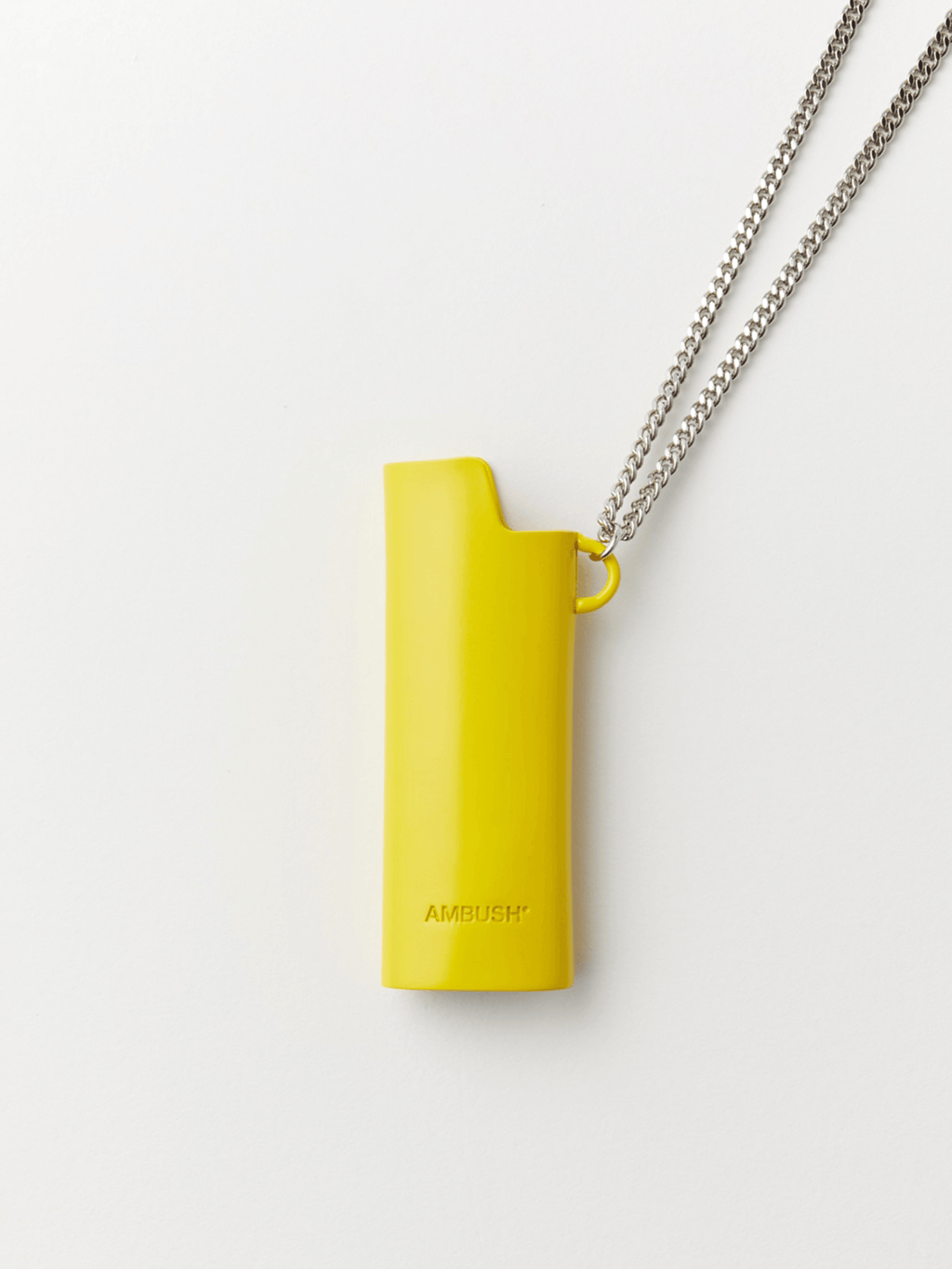 Ambush Lighter Case Necklace (Yellow) Small - PRIOR