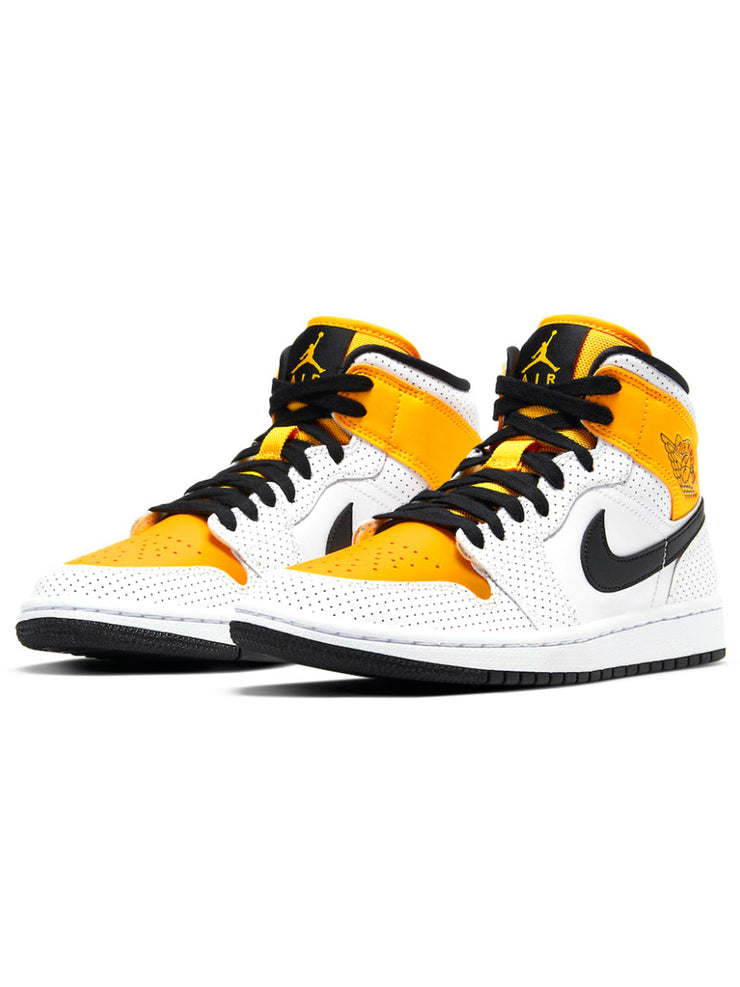 Air Jordan 1 Mid Laser Orange (W) - Prior