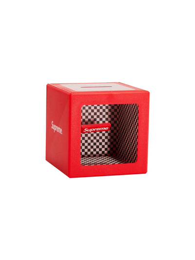 Supreme Illusion Coin Bank Red [SS18] - PRIOR