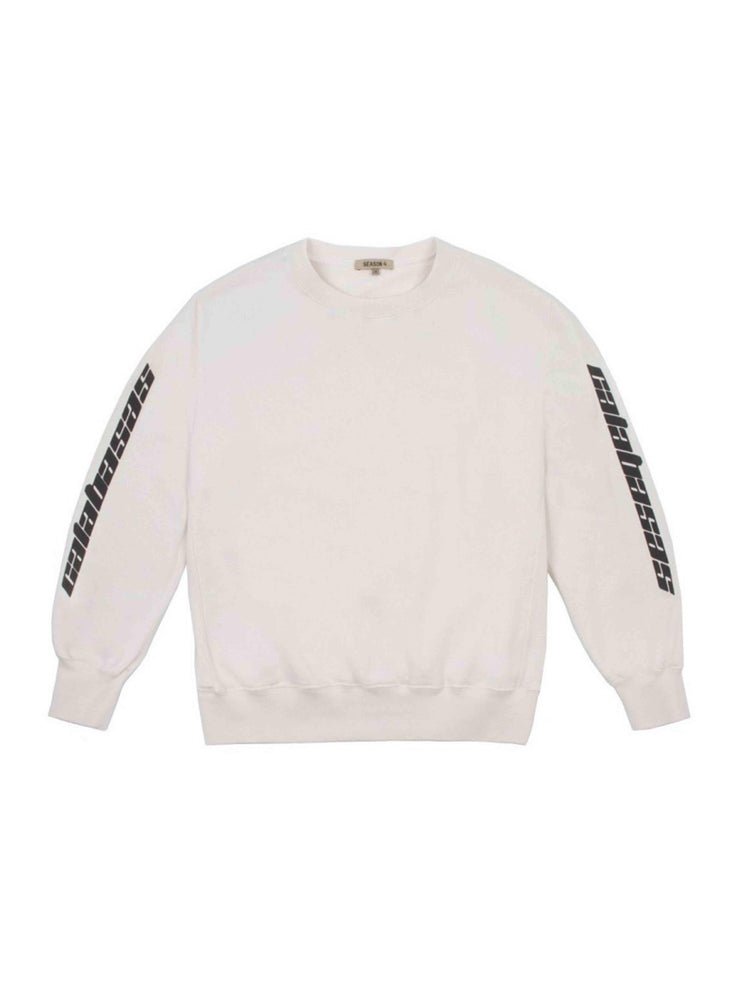 Yeezy Season 4 Calabasas Crewneck Off White - PRIOR