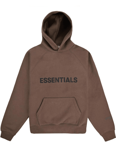 Fear Of God Essentials Pullover Hoodie Rain Drum - Prior
