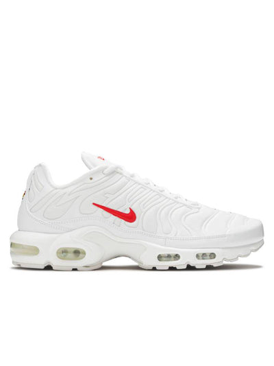 Nike X Supreme Air Max Plus TN White - PRIOR