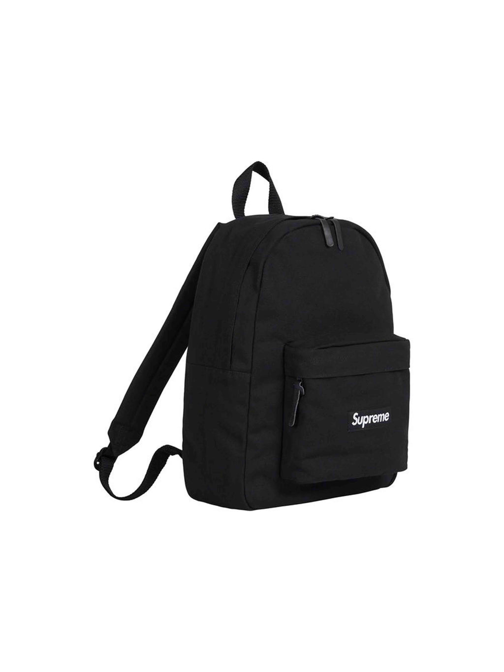 Supreme Canvas Backpack Black [FW20] - PRIOR
