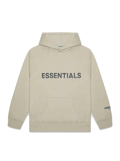 FOG Essentials 3D Silicon Applique Pullover Moss - PRIOR