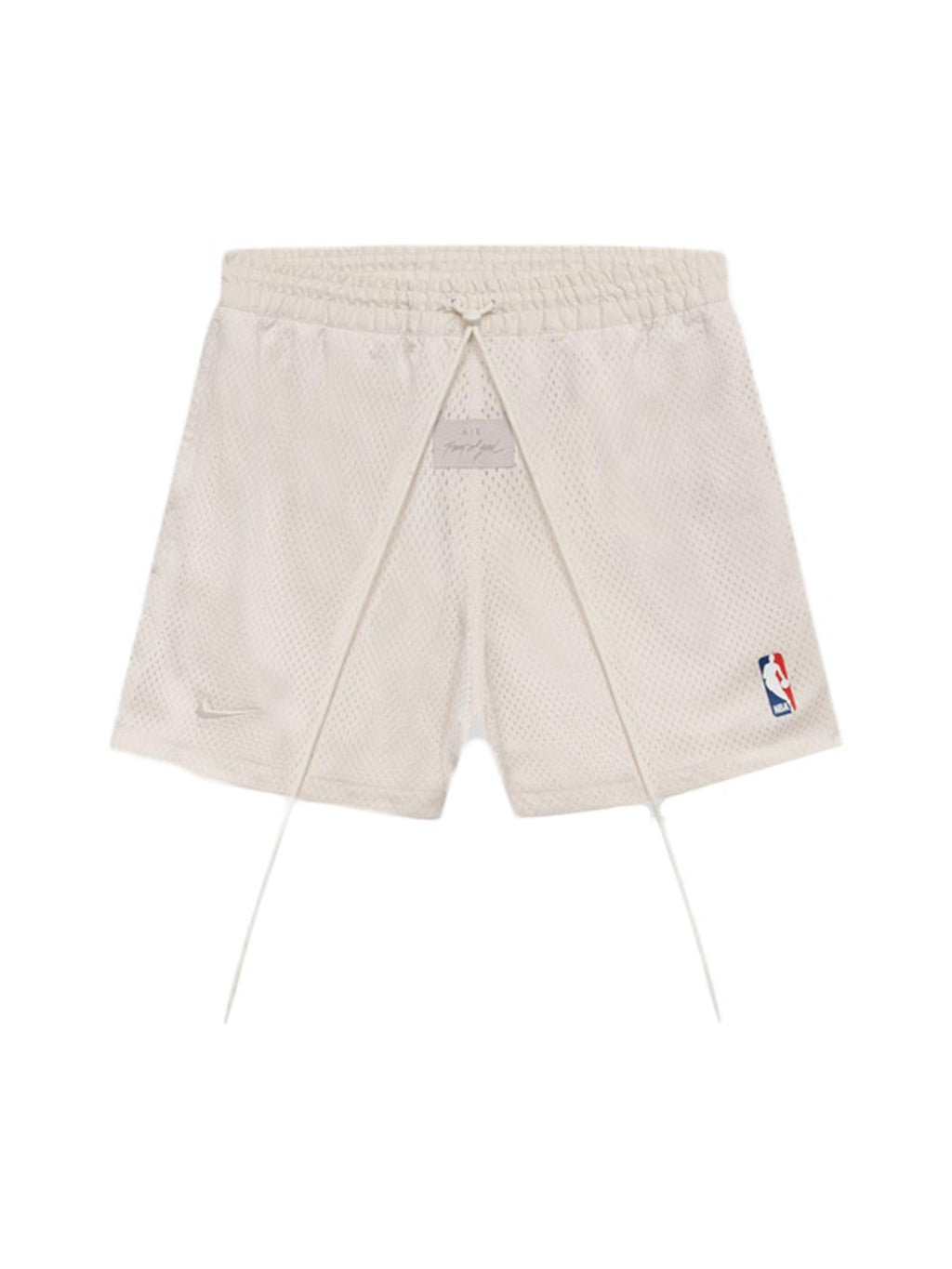 FEAR OF GOD x Nike Basketball Shorts Cream - PRIOR