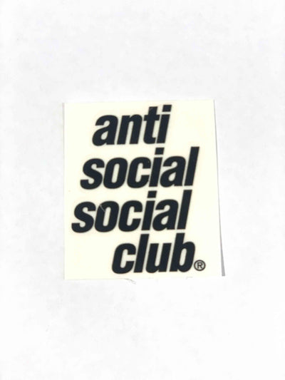 Anti Social Social Club Sticker No.15 - Prior