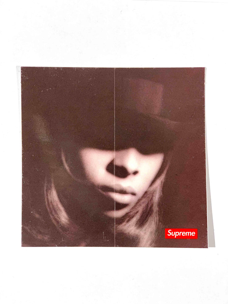 Supreme Sticker No.7 - Prior