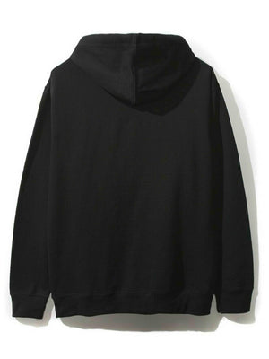 Anti Social Social Club Kingston Rasta Hoodie Black