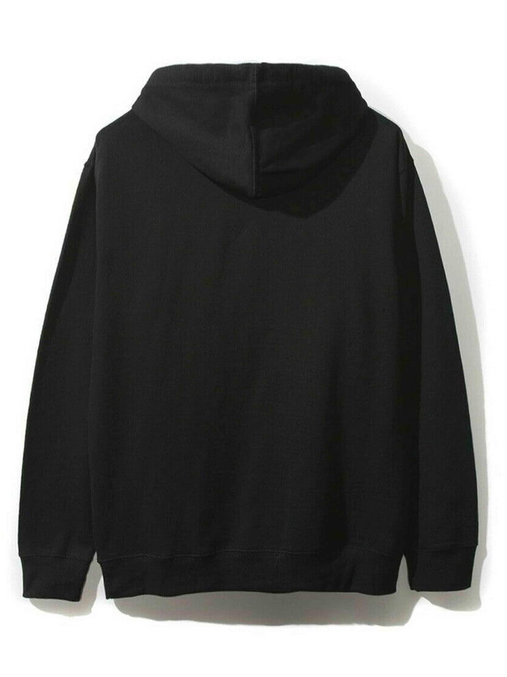 Anti Social Social Club Kingston Rasta Hoodie Black - PRIOR