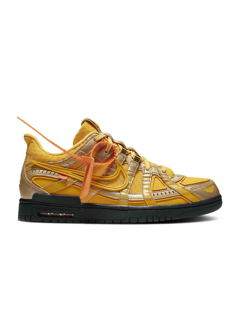 Off-White X Air Rubber Dunk Gold - PRIOR