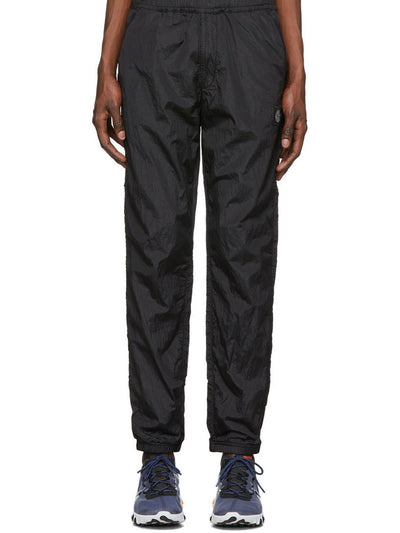 Stone Island Nylon Metal Pants Black - PRIOR