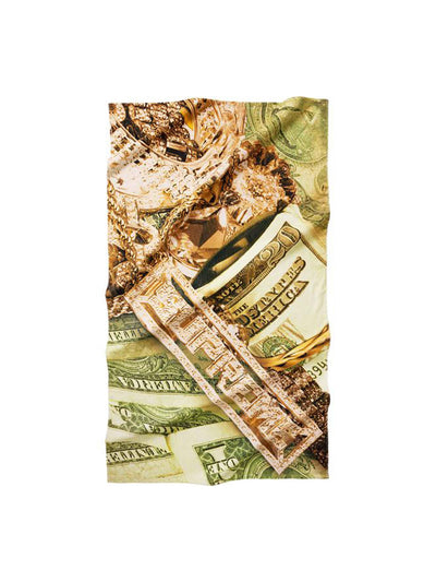 Supreme Bling Towel Green [SS20] - PRIOR