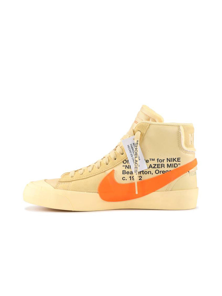 Nike Blazer Mid Off-White All Hallow&