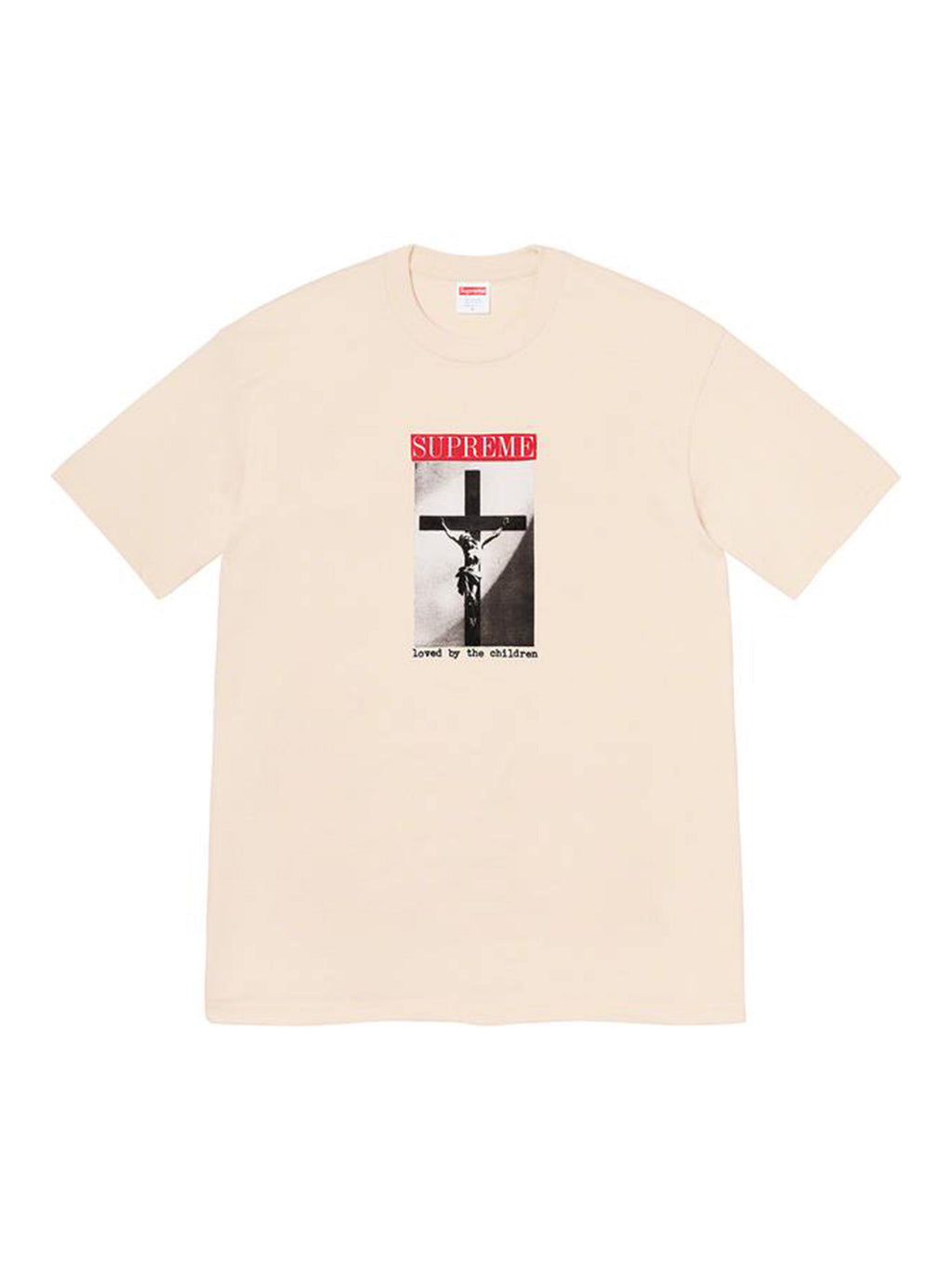 Supreme Loved By The Children Tee Natural [SS20]