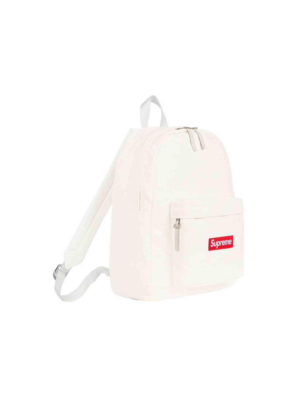 Supreme Canvas Backpack White [FW20] - PRIOR