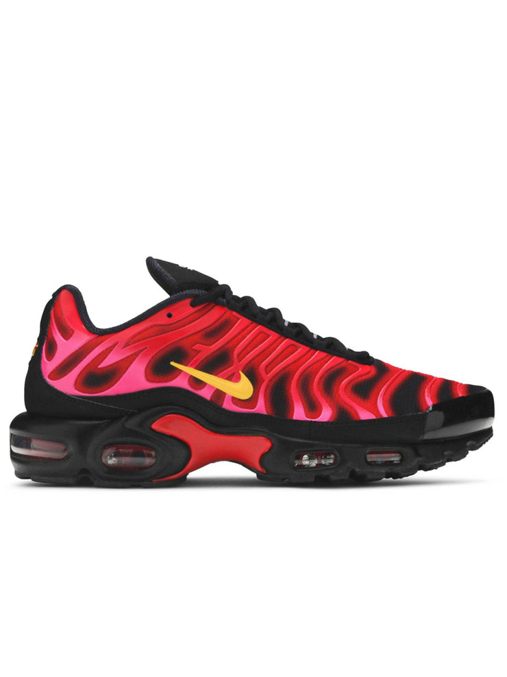 Nike X Supreme Air Max Plus TN Black