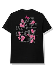 Anti Social Social Club Sugar High Tee Black - PRIOR