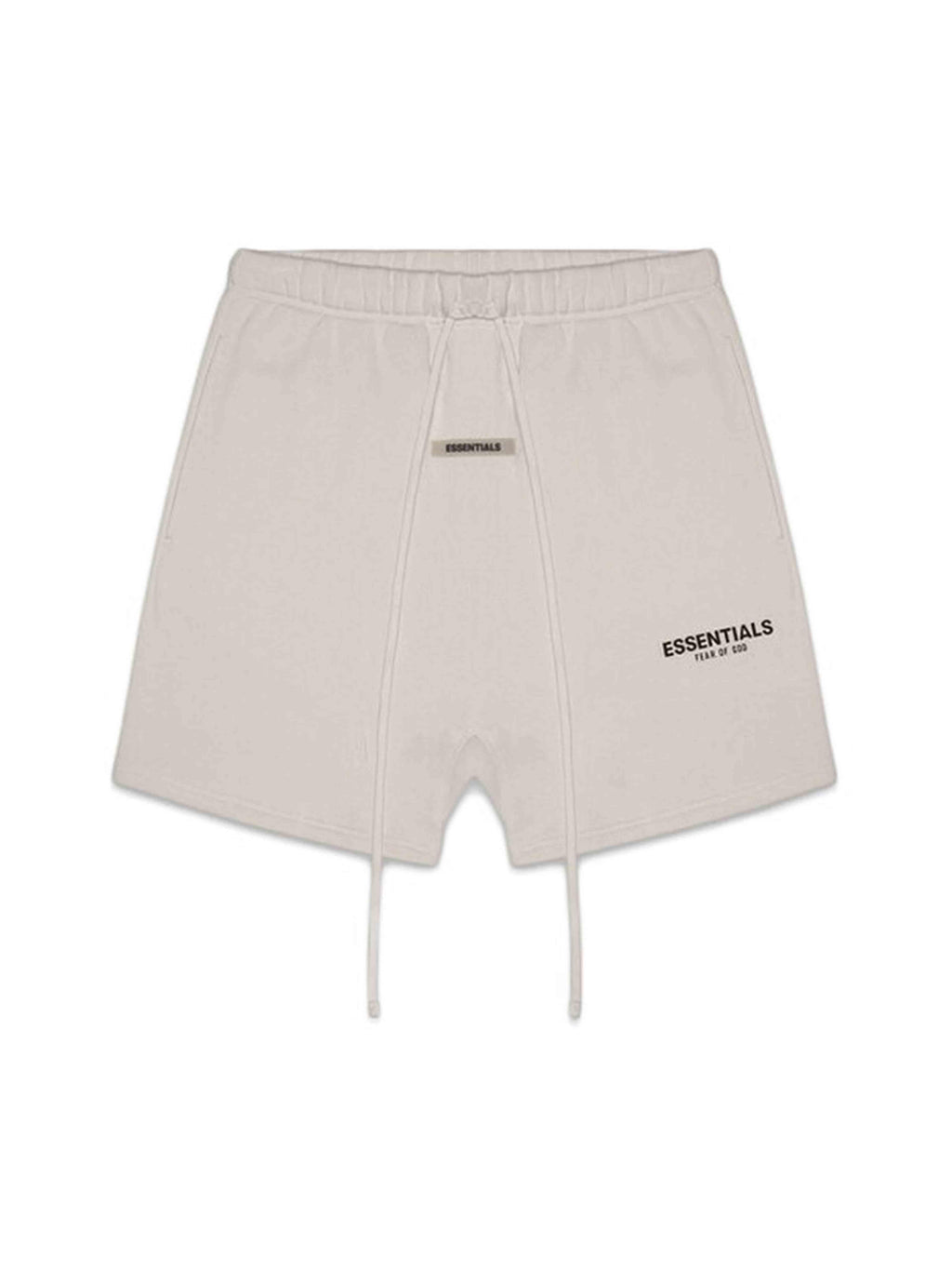 FOG ESSENTIALS Fleece Shorts Tan - PRIOR