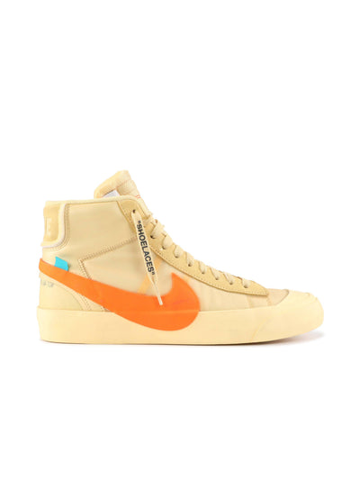 Nike Blazer Mid Off-White All Hallow's Eve - PRIOR