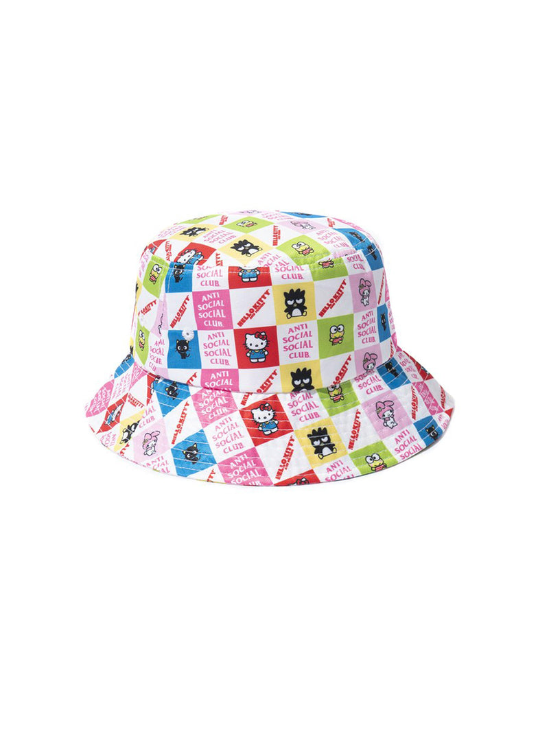 Anti Social Social Club x Hello Kitty Bucket Hat - PRIOR