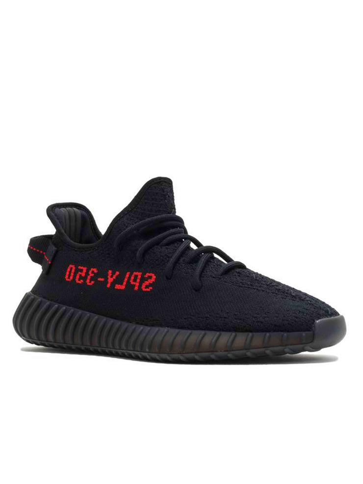 Adidas Yeezy Boost 350 V2 Black Red &