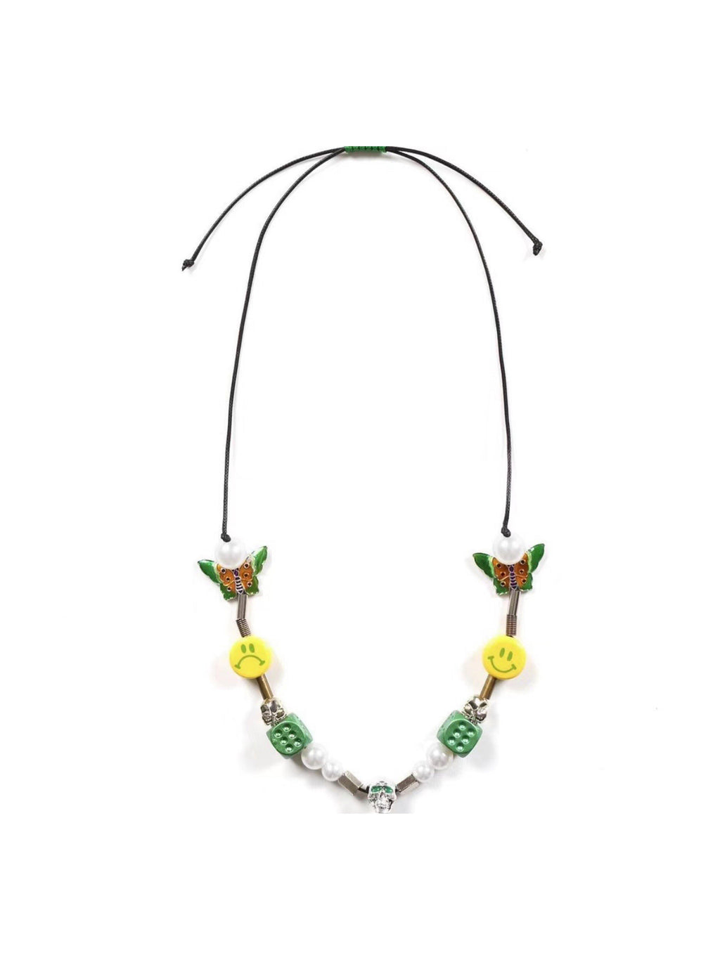 Salute Evae Green Necklace
