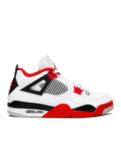 Air Jordan 4 Retro Fire Red (2020) [FACTORY FLAW] - Prior