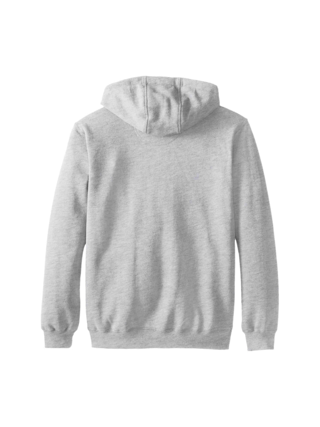 Carhartt Mid Weight Logo Hoodie Heather Grey - PRIOR