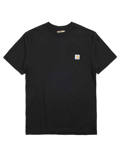 Carhartt Pocket Tee Black - PRIOR
