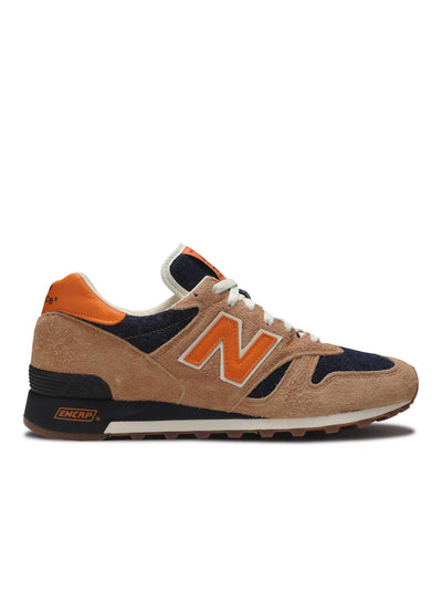 Levi's X New Balance 1300 Made In USA 'ORANGE TAB' - PRIOR