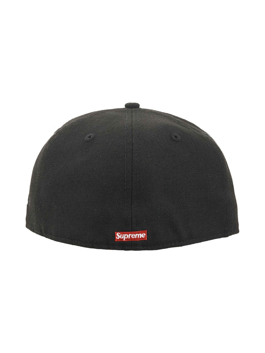 Supreme S Logo New Era Black [FW20]
