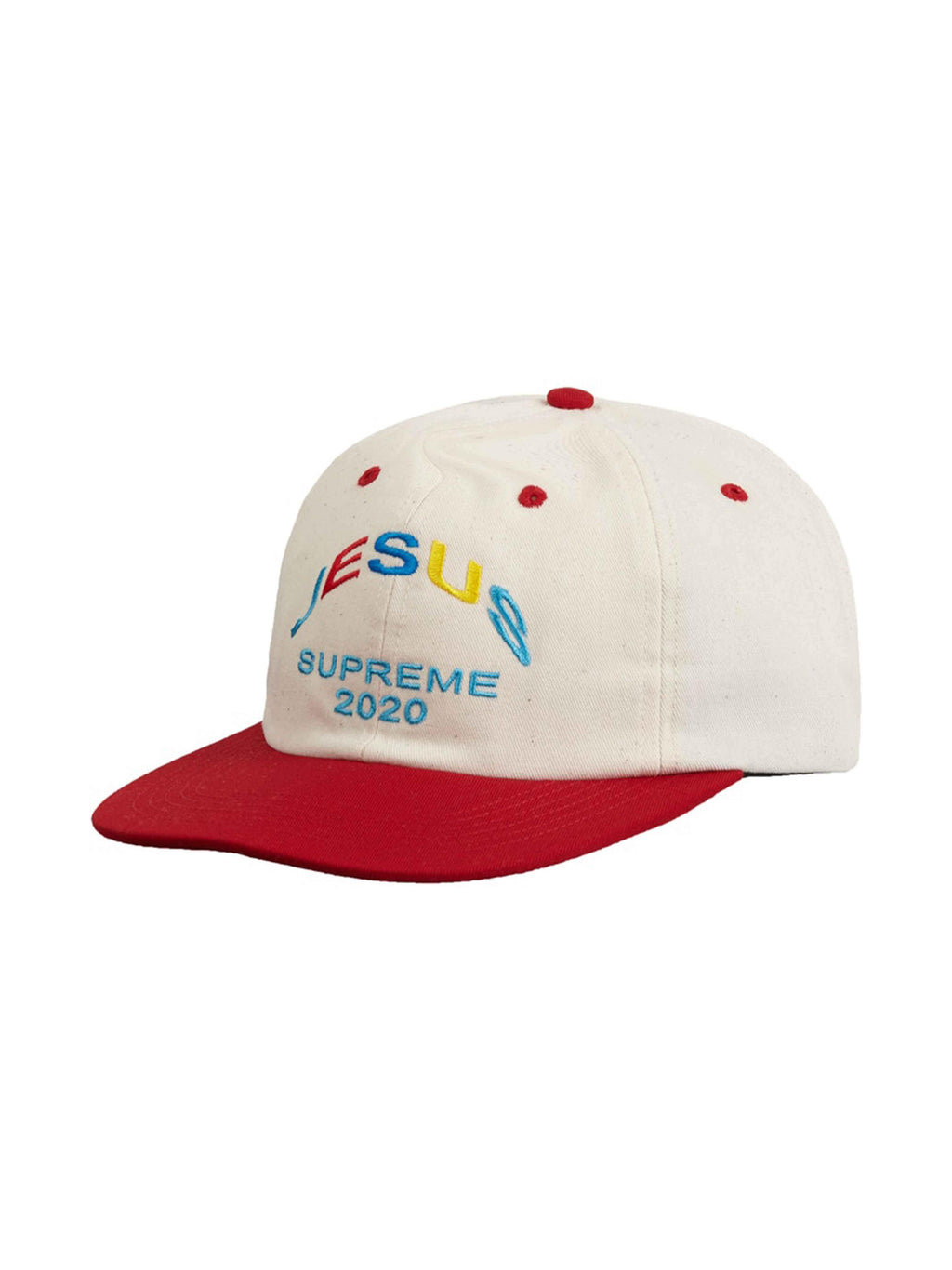 Supreme Jesus 6-Panel Red [FW20] - PRIOR