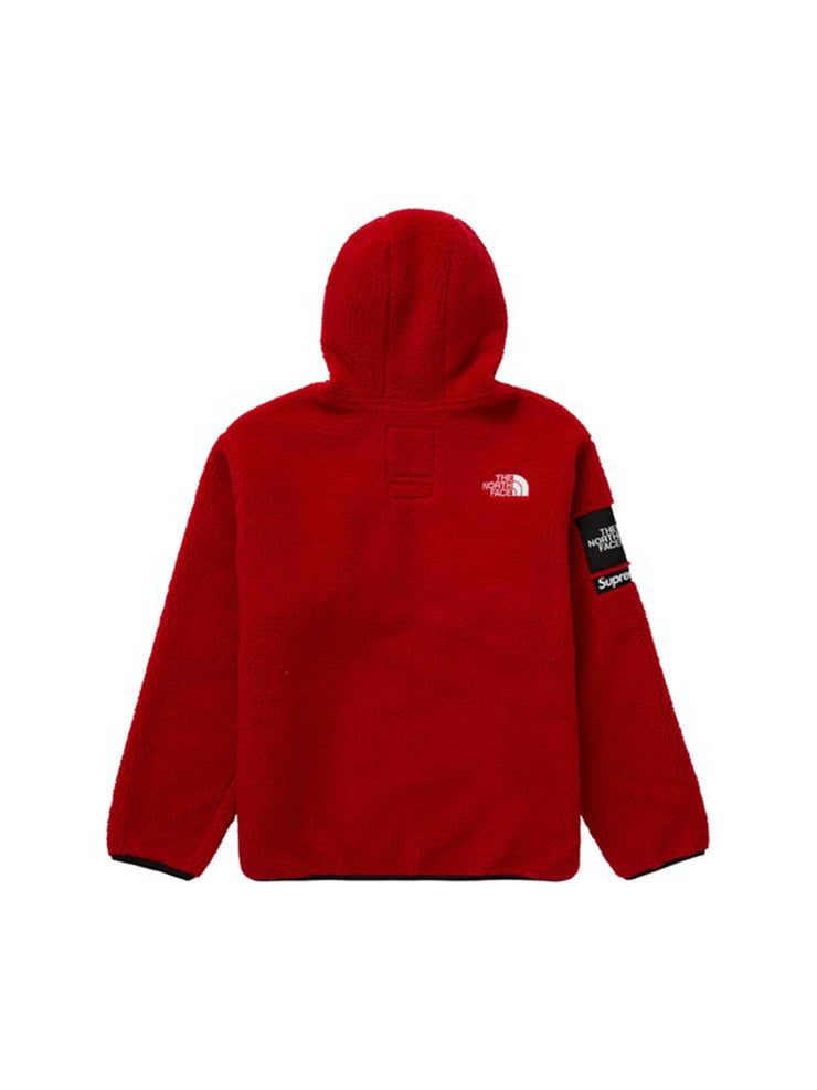 Supreme The North Face S Logo Fleece Jacket Red [FW20] - PRIOR