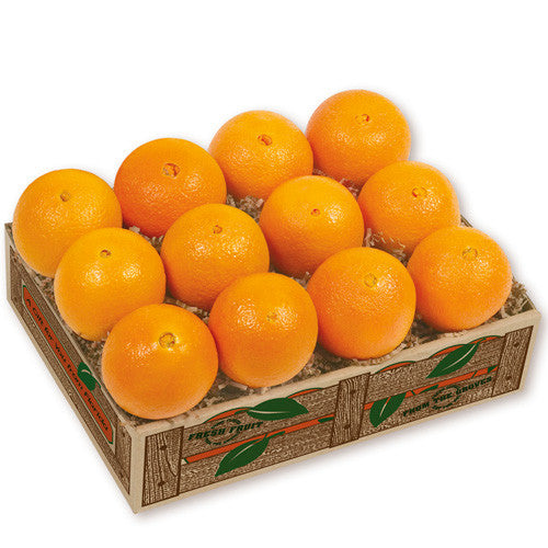 Florida Navel Oranges - Hyatt Fruit Company Florida
