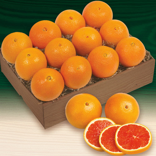 Scarlet Navel Oranges - Hyatt Fruit Co  - 1