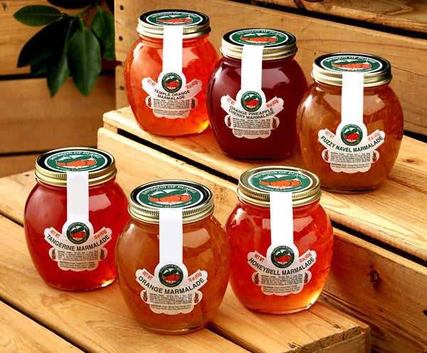 Florida Marmalade Lovers Collection - Set of 6