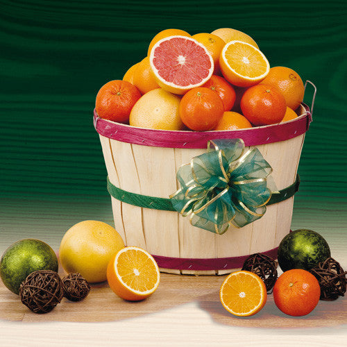 Grove Basket - Hyatt Fruit Company  Florida